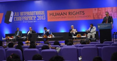 Conferences in India and Nepal Focus on Nonkilling
