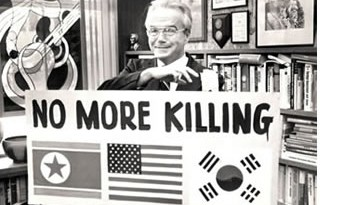 No More Killing! (Glenn Paige)