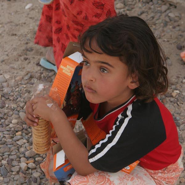 Iraqi kid