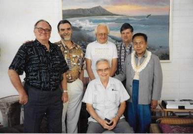 Glenn D. Paige: A giant for peace leaves behind an indelible mark, by Johan Galtung
