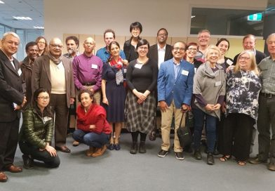 Building Nonviolent Societies Workshop in Melbourne