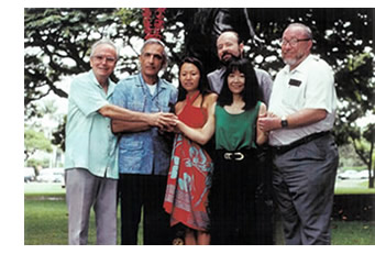 Center for Global Nonviolence Board of Directors, October 2, 1994